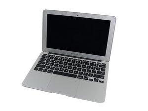 """MacBook Air 11"""" Mid 2013"""
