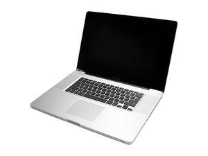 "MacBook Pro 17"" Unibody Early 2009"