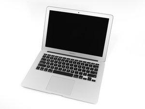 "MacBook Air 13"" Late 2008"