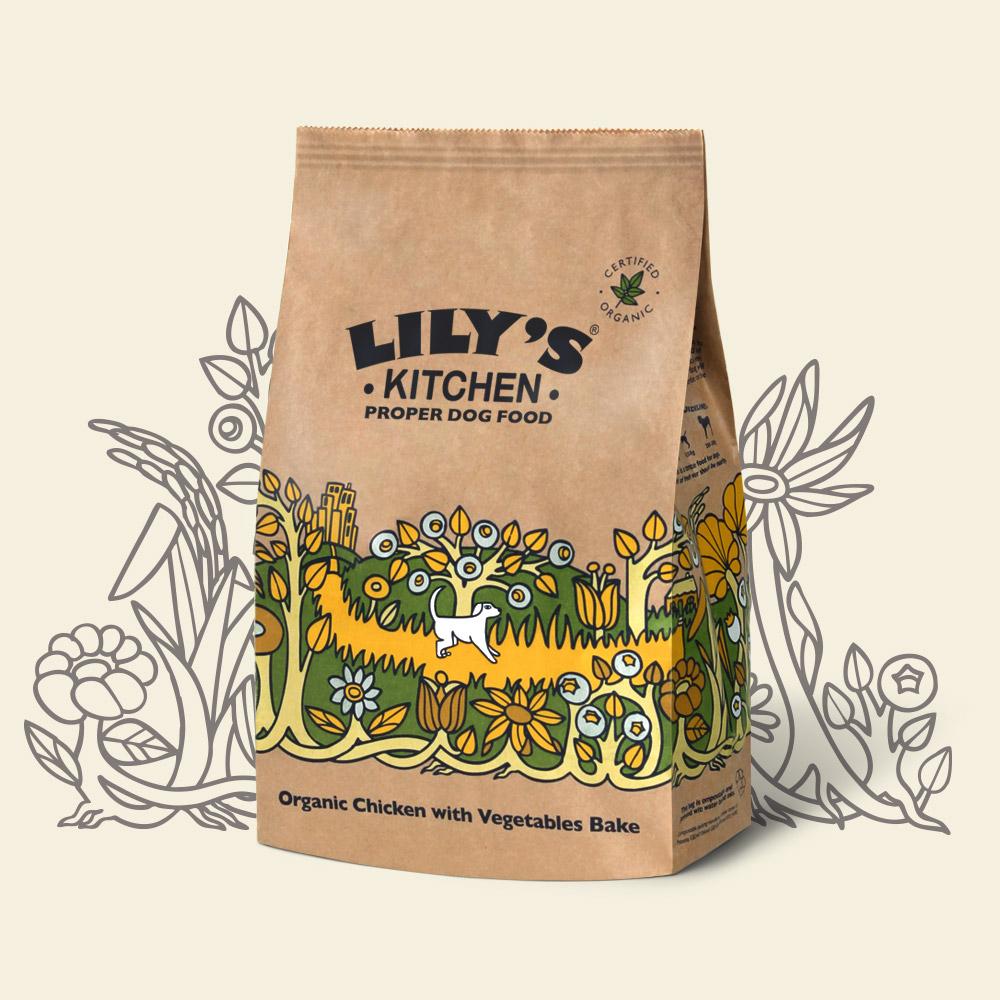 lilys chicken and veg bake_1kg bag_zoom_inlkdcd75 - Lilys Kitchen