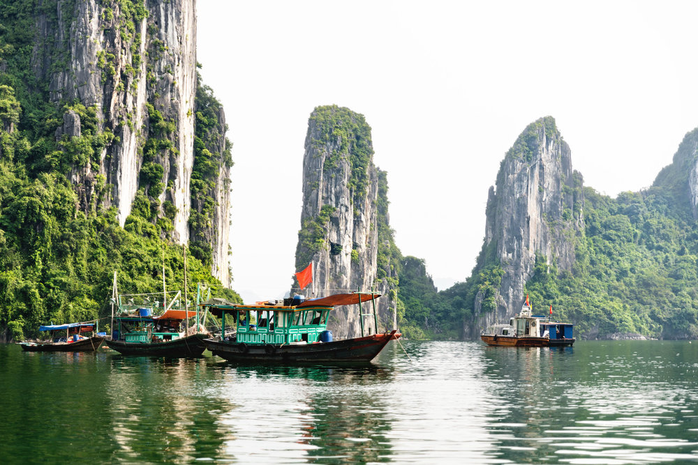 Ha Long Bay, Vietnam [ BUY PRINT ]