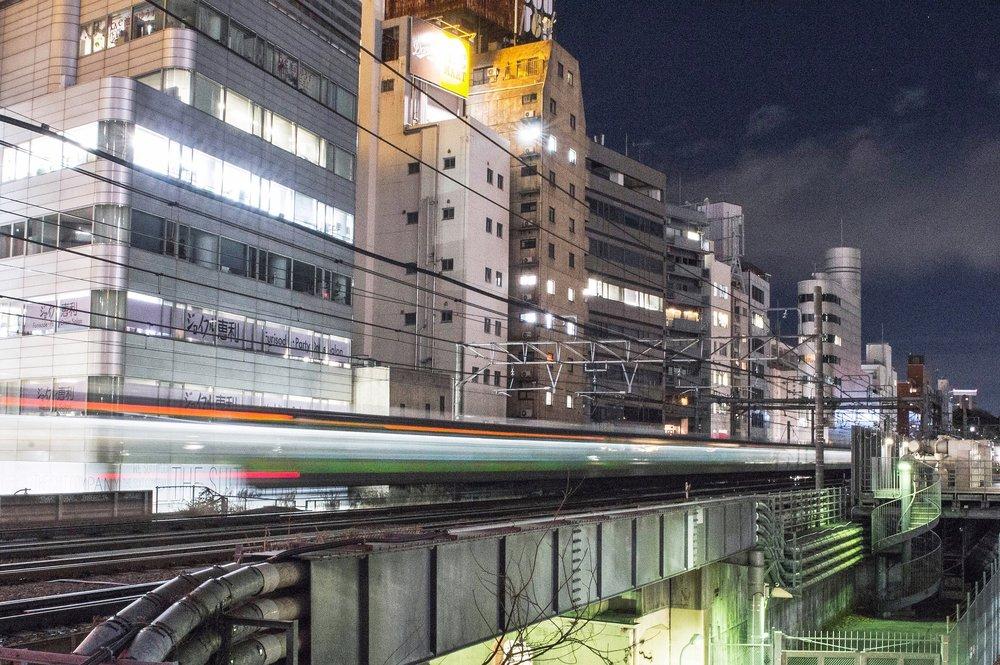 Yamanote Blur