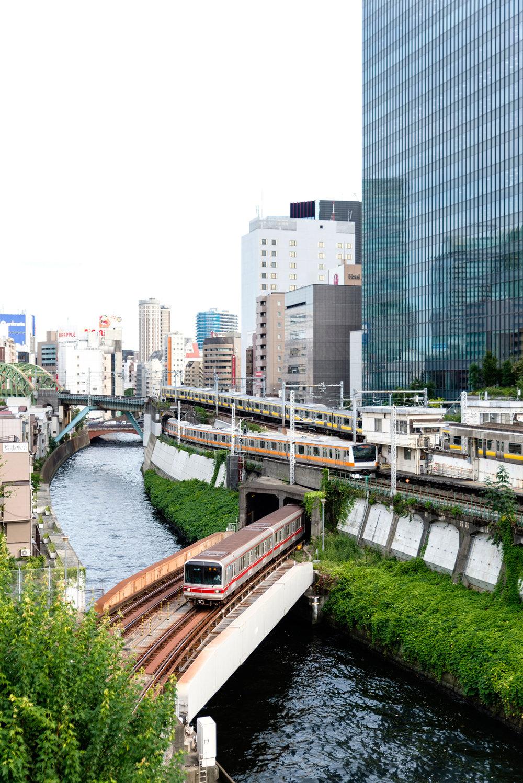 Ochanomizu Trains