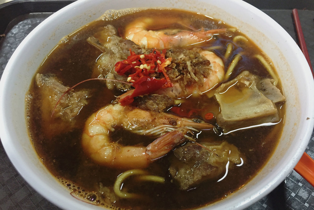 River South Hoe Nam Prawn Noodle House