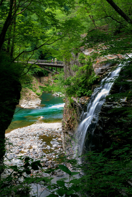 Nijiminotaki Falls