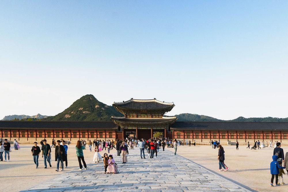 Gyeongokung Palace