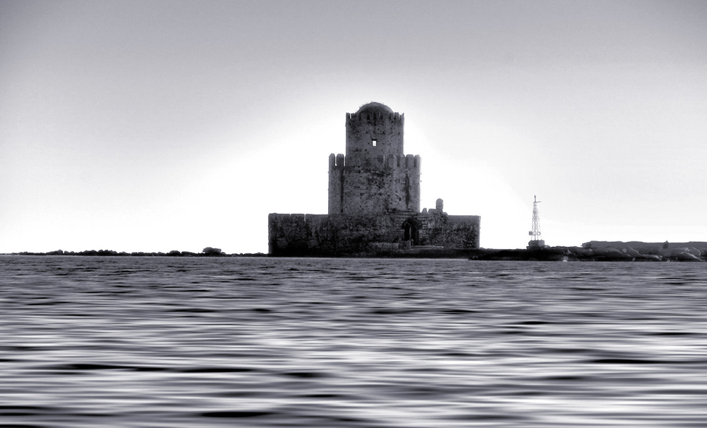 Bourtzi - Methoni