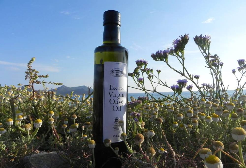 Ulysses, Methoni Olive Oil