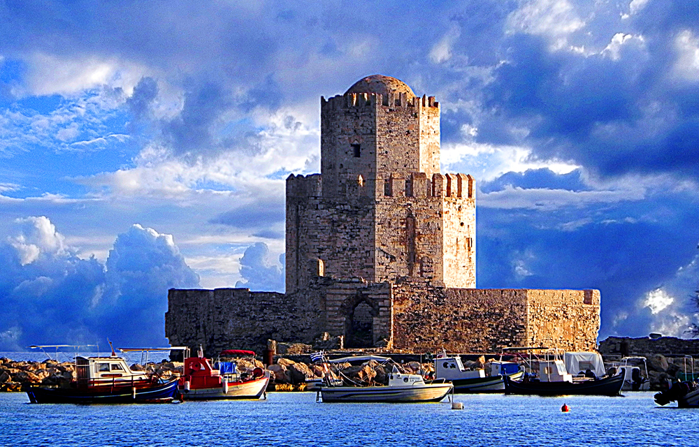 Methoni - Ulysses