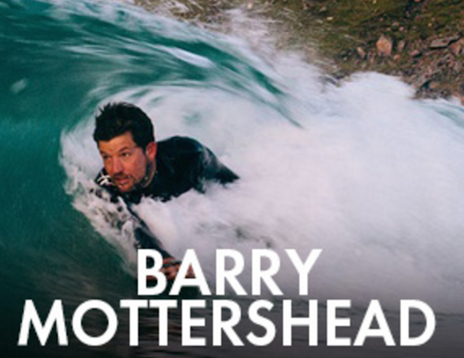 Barry Mottershead Surf Surfer
