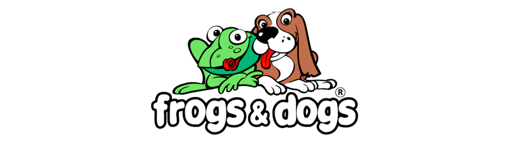 Frogs and Dogs Logotype