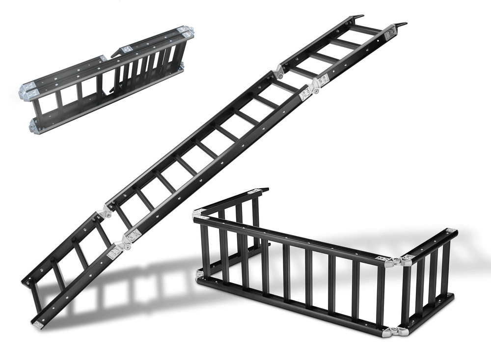 The ReadyRamp patented design is the elegant solution for increasing the functionality of your ute.