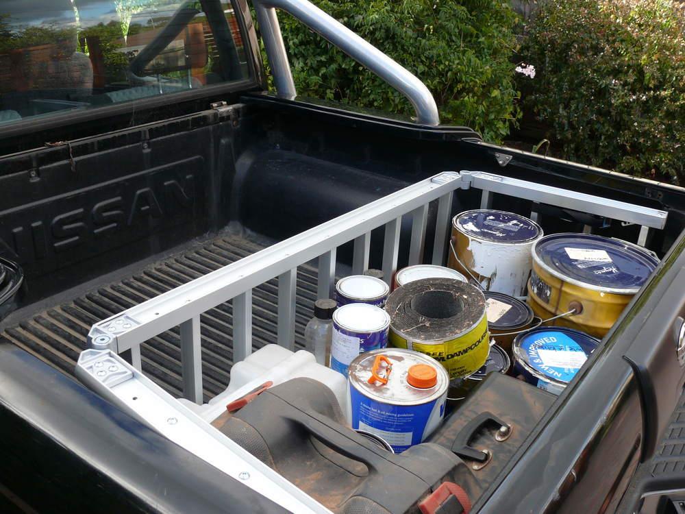 ReadyRamp Load Tray divider for DIY supplies