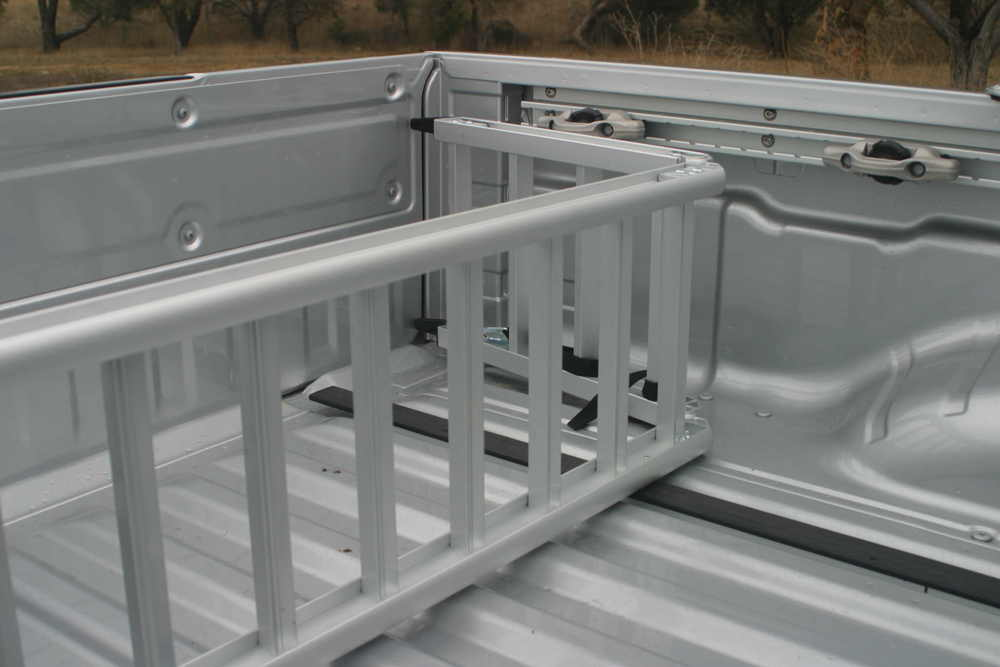 ReadyRamp as Divider in Navara