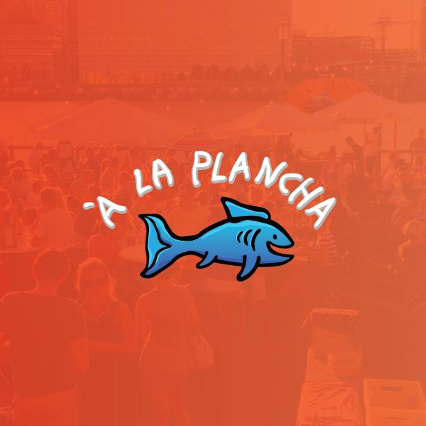 A La Plancha is een pop-up visrestaurant in de openlucht, Gevestigd in Rotterdam en alleen geopend bij mooi weer. Tussen april en september...