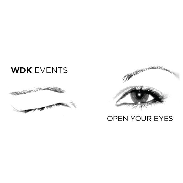 WDK Events is een allround creatief bureau voor evenementen organisatie, projectuitvoering en conceptontwikkeling...