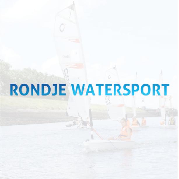 Rondje Watersport is een educatief en sportief watersport kennismakingsprogramma voor leerlingen van het basisonderwijs...