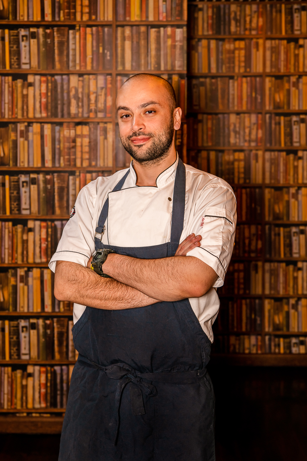 TNE Head Chef Marco Miguel