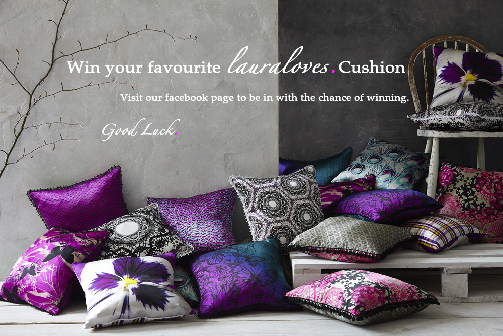 Lauraloves Cushion Competition