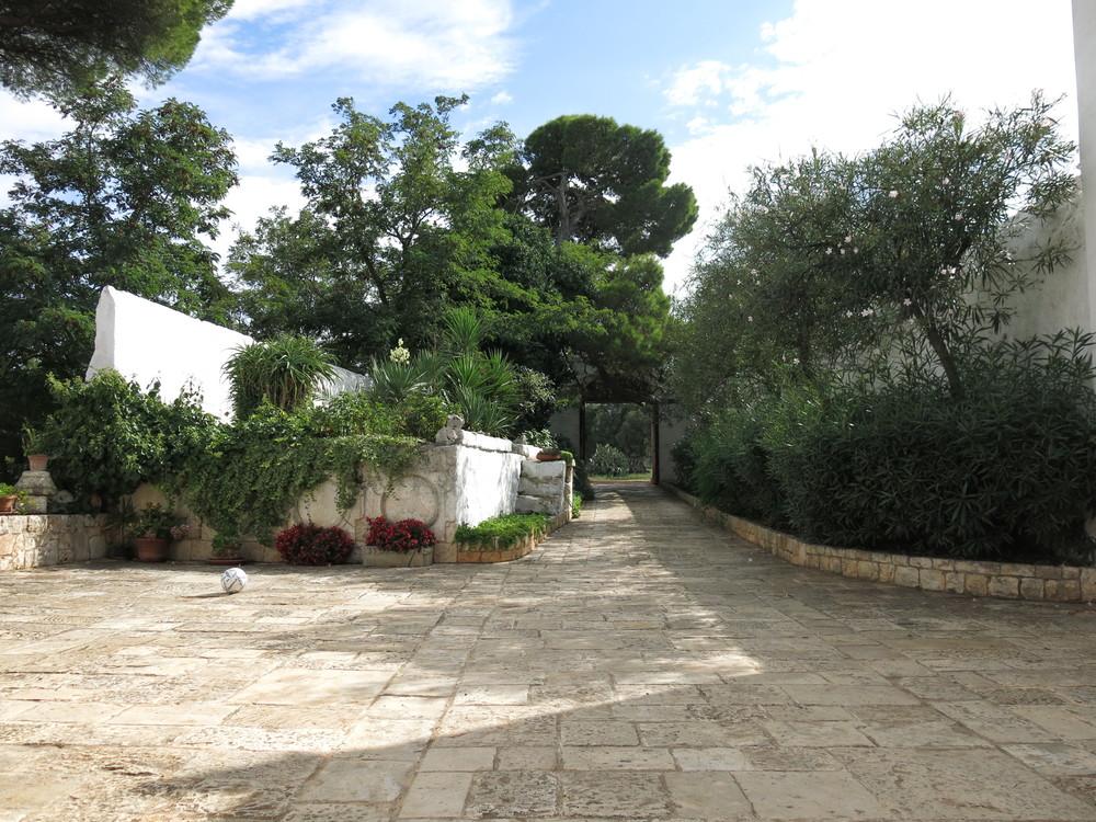 Antica Masseria Brancati, Olive Farm