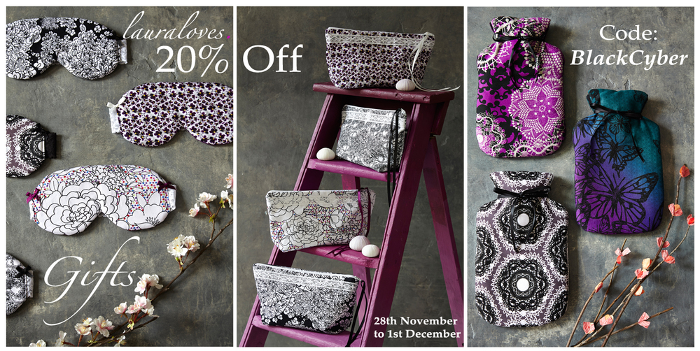 Cyber Monday 20% Off Lauraloves Gifts