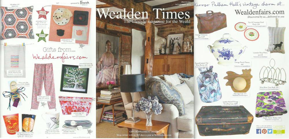 Lauraloves Design Wealden Times Magazine