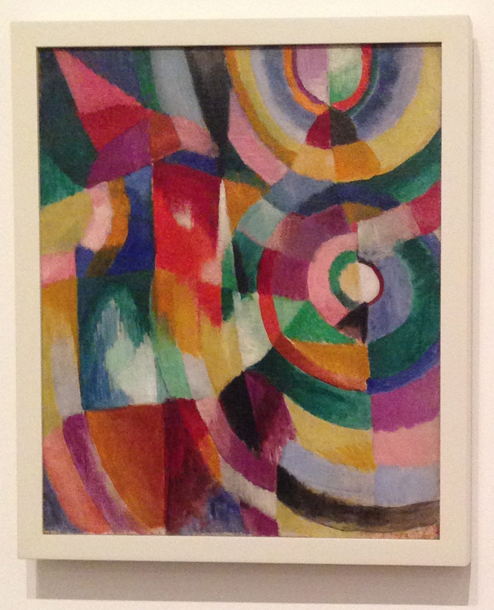 Sonia Delaunay Exhibition Tate London