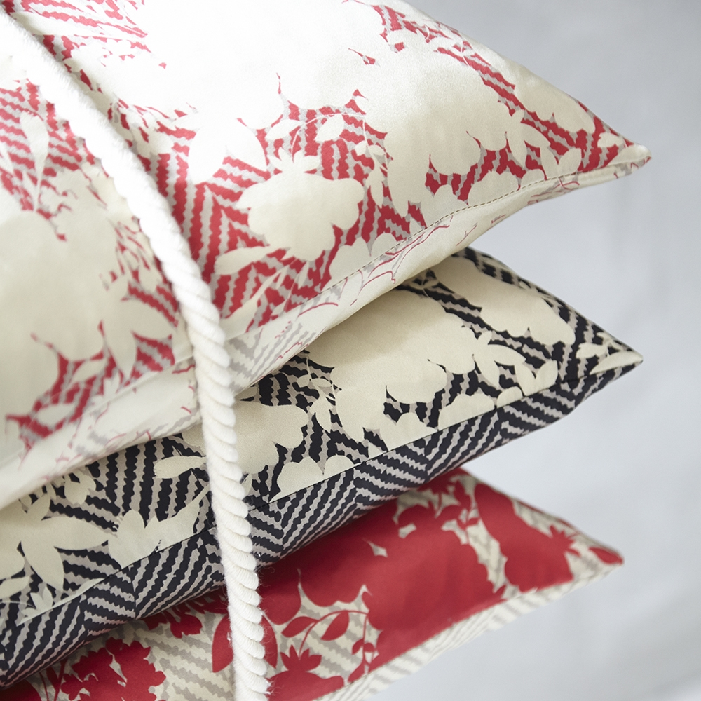 Bespoke Cushions - designed by laura