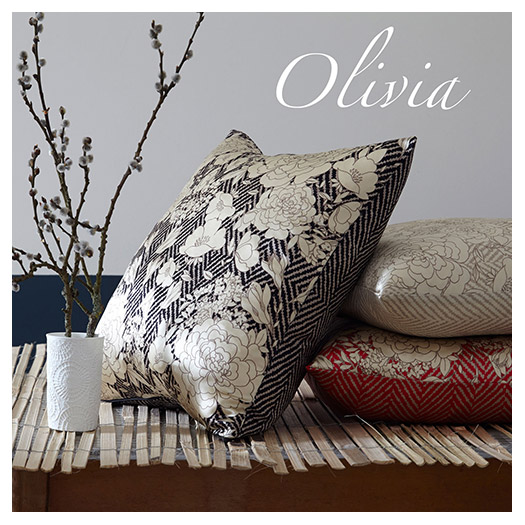 Lauraloves Cushions - Olivia Collection