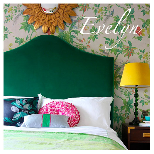 Lauraloves Cushions - Evelyn Collection