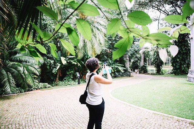 📸 amanhã postarei no blog fotos da nossa visita ao @inhotim no início do mês. ♡ | www.camillasoares.com/blog