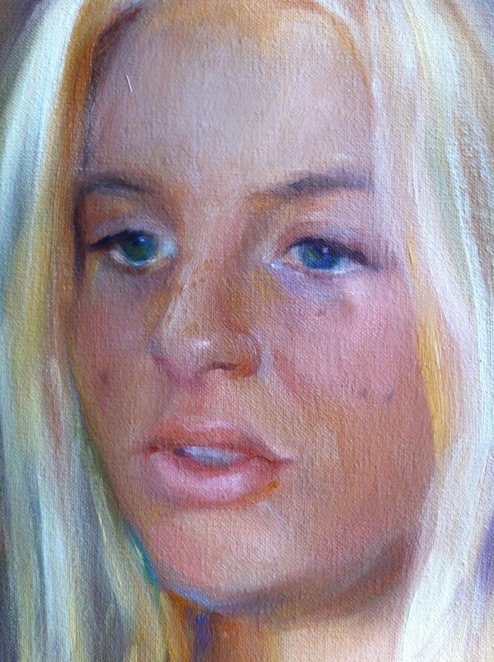 """""""Amanda"""" by Tina Garrett"""