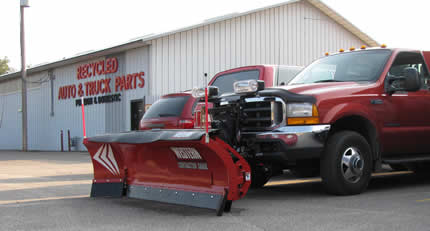 Western V Snow Plow For Sale on