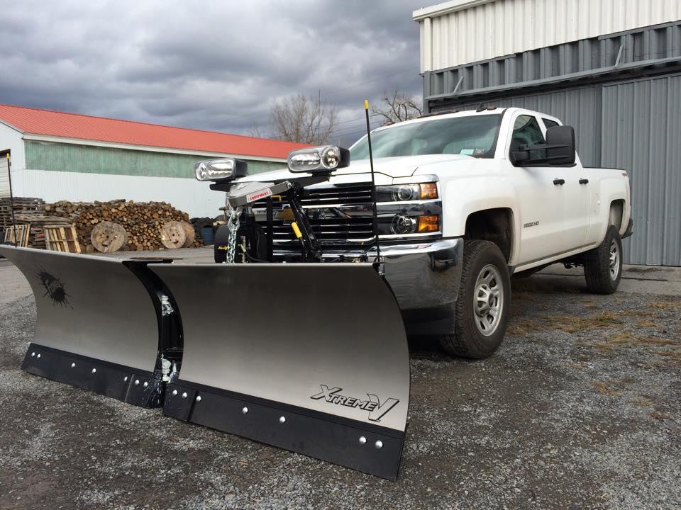 Plow Install — Boondocker Equipment, Inc.