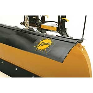 Fisher Rubber Deflector Boondocker Equipment Inc