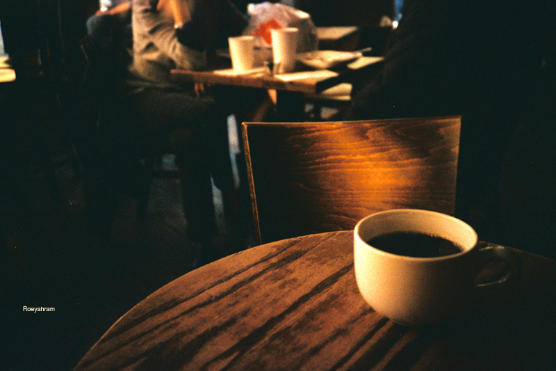Coffee Talk New here? A friendly space where you can get acquainted.