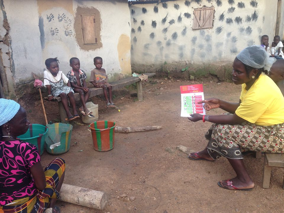 Kpella language to teach about Ebola