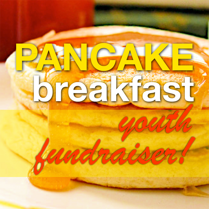 Image result for youth pancake breakfast