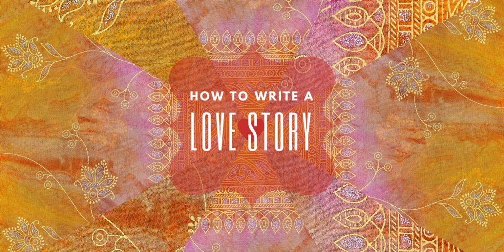 How to Write a Love Story - David Sapp