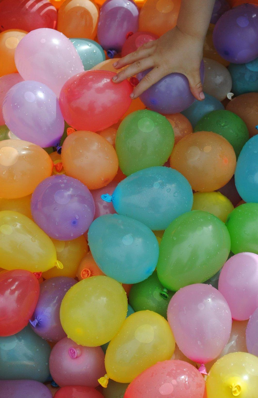 Water Balloons Kids