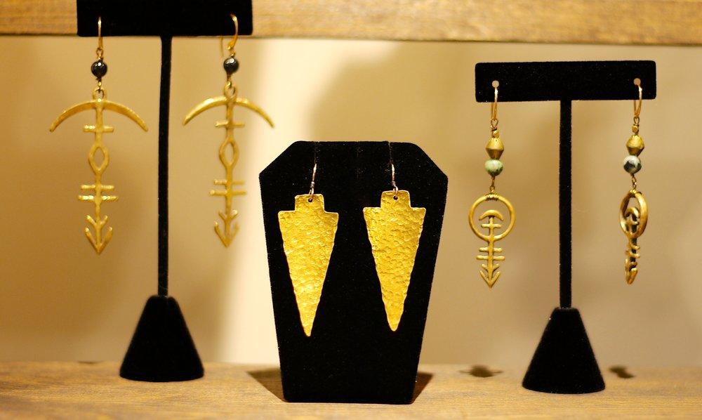 Gold and hoku earrings.jpg