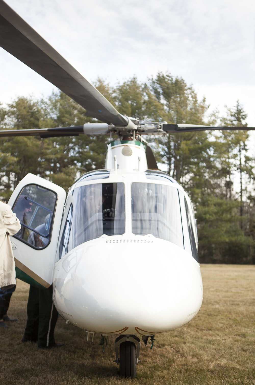 """Life Flight"" - Unveiling plans for a new helicopter"