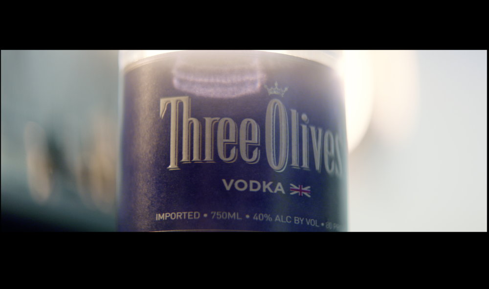 "Three Olives Vodka - ""Find Otherness"""