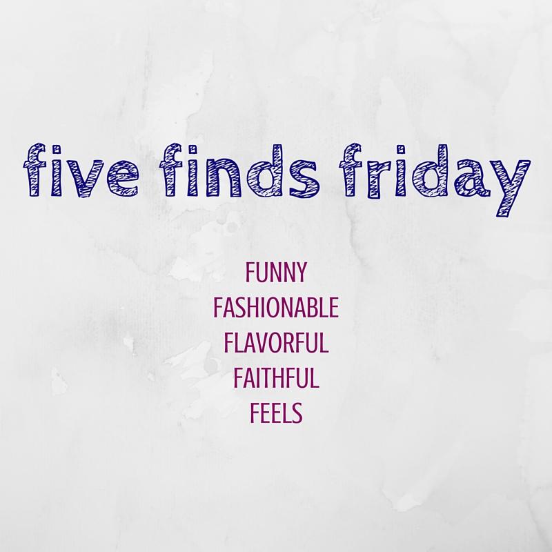 2bb79f5780d Five Finds Friday // Feb. 19 — rachel a. dawson
