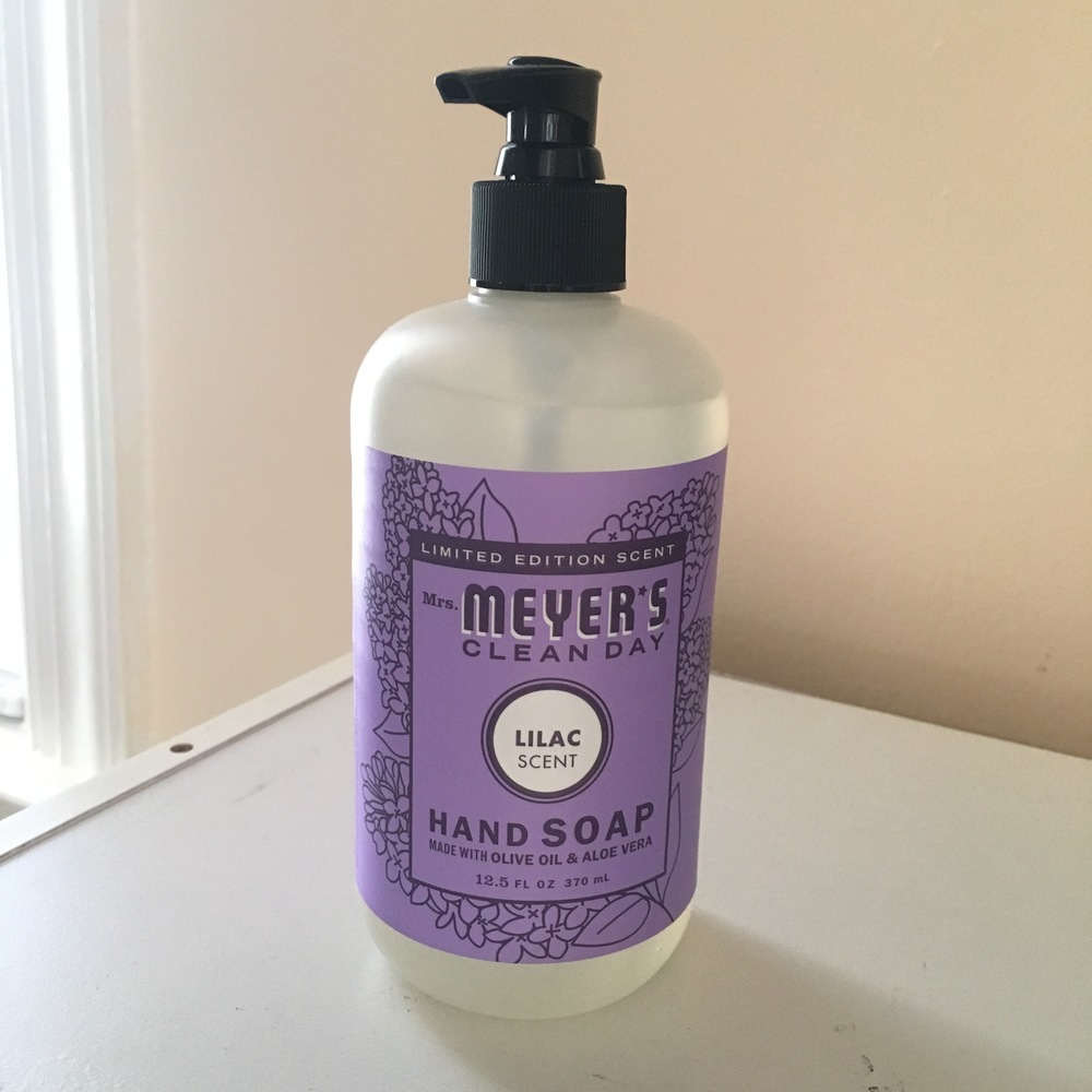 HEAVENLY scented soap