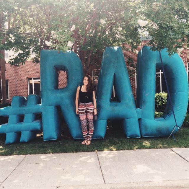 my initials=RAD