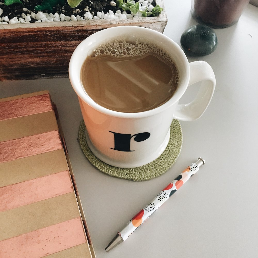 1. Caffeine perks you up