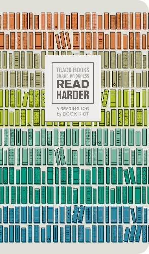 read harder log