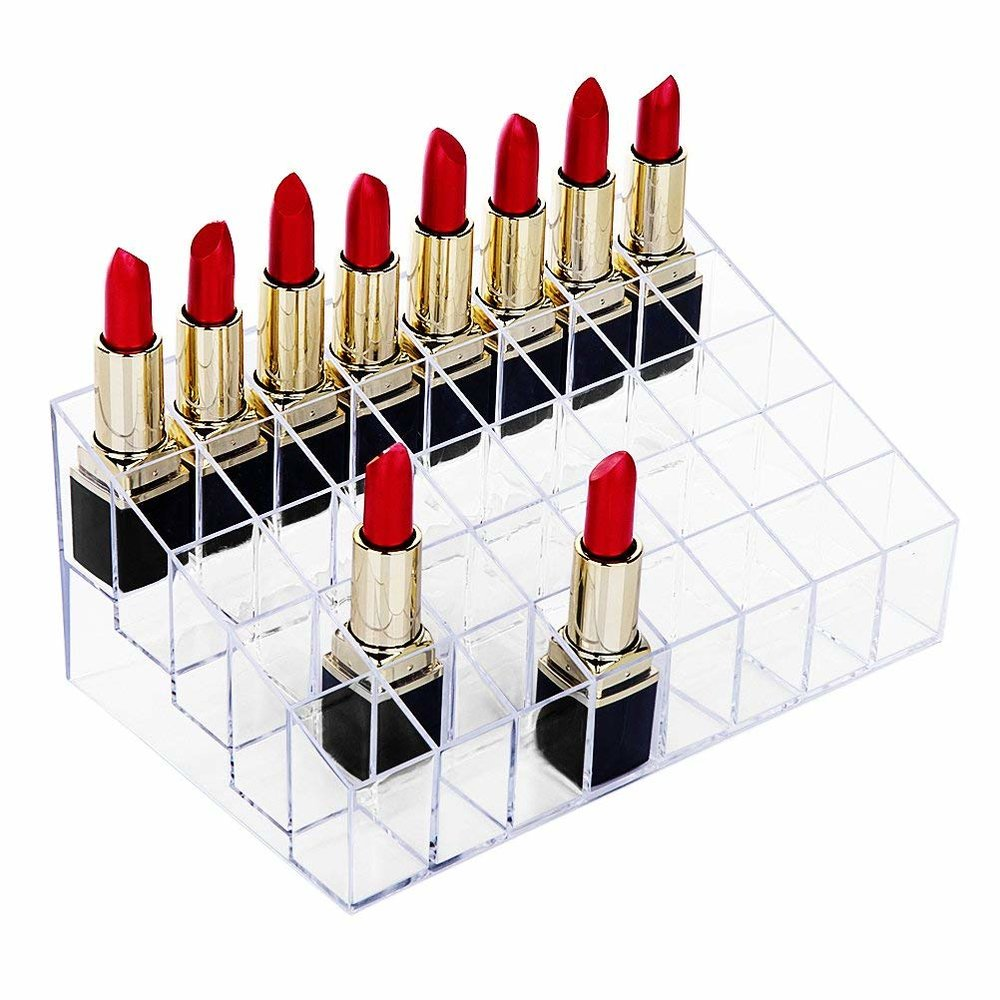 lipstick/oils rack