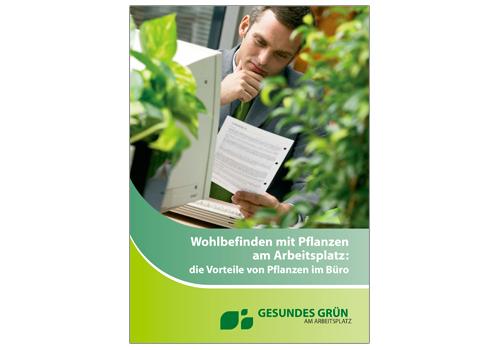Gesundes Grün am Arbeitsplatz